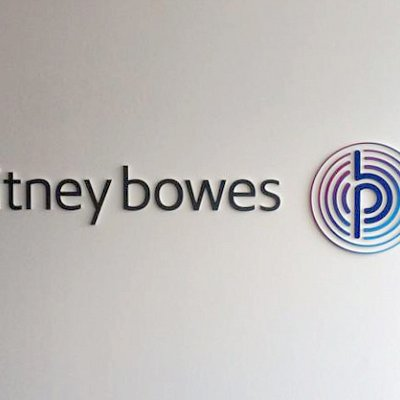 Nationwide rebrand for Pitney Bowes re-brand
